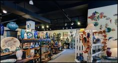 Smoky Mountain Pottery located in the Arts and Craft Community in Gatlinburg. #shopping #Pigeon #Forge #Gatlinburg #Sevierville #Tennessee