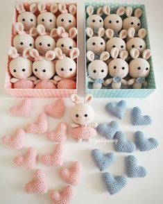 Mesmerizing Crochet an Amigurumi Rabbit Ideas. Lovely Crochet an Amigurumi Rabbit Ideas. Crochet Baby Toys, Crochet Diy, Crochet Amigurumi Free Patterns, Easter Crochet, Crochet Bear, Love Crochet, Crochet Gifts, Crochet Animals, Crochet Dolls