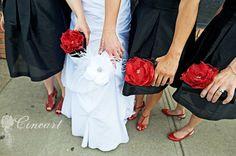 Bridesmaid Clutch  Bridesmaid Clutches  by bellafiore2009 on Etsy