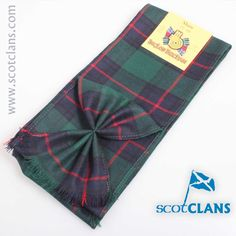 Shaw Moder  Tartan Mini Sash. Free worldwide shipping available.