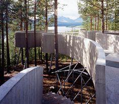Sohlbergplassen Viewpoint | Atnsjø. Stor-Elvdal, Norway | Carl-Viggo Hølmebakk AS Arkitektkontor