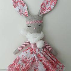 Little bunny doll... #dolls #doll #bunnydoll #softtoy #babygifts #bunny