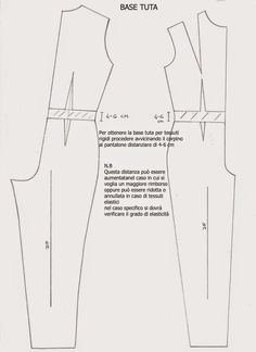 The Notebooks of Studio Manie: HOW TO SET THE BASE SUIT