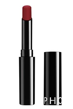 Bold Lip Color: Medium, Cool Skin Sephora Collection Color Lip Last in Pure Red, $12
