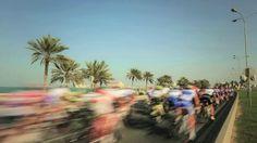 Tour de Corniche - by Simone Muscolino - The Moving Postcards Project #VCUQatar #Doha