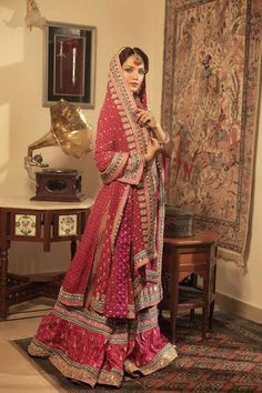 Samia Ahmed Bridal Collection 2012