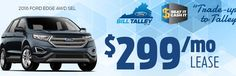 Bill Talley Ford 2016 Ford Edge