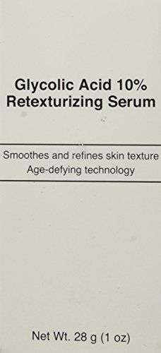 Glycolic Acid 10 Retexturizing Serum Anti Aging Skin Care Age Skin Saver >>> Read more  at the image link.