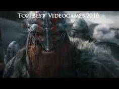 NEW!! Top  Best 10 Videogames upcoming  2016 trailers HD