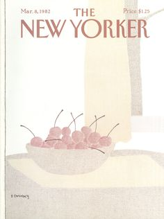 The New Yorker - Monday, March 8, 1982 - Issue # 2977 - Vol. 58 - N° 3 - Cover by : Devera Ehrenberg