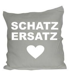 Kissen, Schatz Ersatz, Wohnen, tolles Design, Kuschelkissen, Herzchen, valentinstag, Jahrestag, geschenk freund,