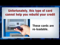 It is very common for people to have #prepaidcreditcards today. Most people that have one usually are unable to obtain a regular #creditcard because of their low credit score.