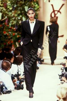 Le Smoking, Vogue Patterns, Ysl, Golden Age, Yves Saint Laurent, Retro Vintage, Glamour, Formal, Clothes