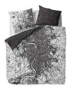 Map bedding.