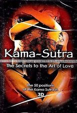 Kama-Sutra The Secret to the Art of Love DVD 3D FACTORY SEALED NEW FREE S&H US in DVDs & Movies, DVDs & Blu-ray Discs   eBay