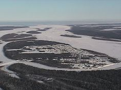 After Fort Rupert, Moose Factory was the second Hudson's Bay Company trading post to be set up in British North America. Moose Factory is located on an island in the Moose River at the sound end of James Bay, and the town of Moosonee lies on the shore.