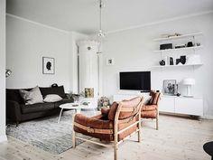 Kolme kotia - Three Homes Skandinaaviseen tyyliin sisustettuja koteja. Koti Norjassa - A Home in Norway BoligPluss ...