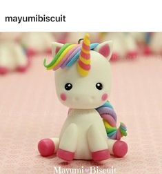 clay unicorn Cupcakes Unicornio Porta Ideas For 2019