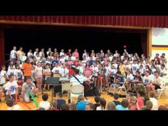 Four Chord Song - so cute! My 5th-6th graders would sing this nonstop!