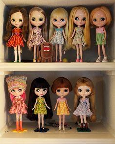 dolly shelf sunday!, via Flickr.