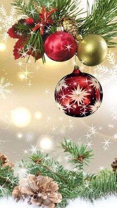 Old Time Christmas, Christmas Scenes, Christmas Wishes, Christmas Pictures, Christmas Greetings, Vintage Christmas, Christmas Holidays, Christmas Bulbs, Christmas Decorations