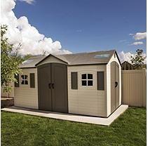 Costco: Lifetime® – Remise de jardin de 10 pi x 8 pi   Outdoor ...