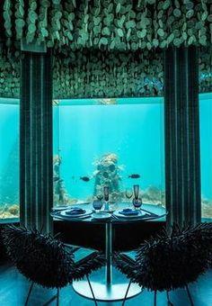 Subsix Restaurant Maldive