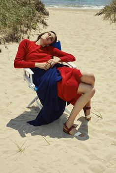 Rosetta Getty Resort 2016 Fashion Show