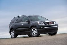 GMC Acadia 2011..Soon to be Momma's car