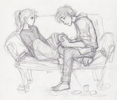 Hiccup & Astrid Modern AU | by Burdge | How to Train Your Dragon