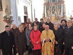 Festgottesdienst in Schwabegg zur Pensionierung von Pfarrer GR. Simon Wutte