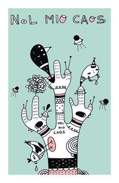 Creative Café - Pinkrain interview #handmade