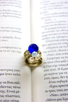 wire ring by RenatasArt on Etsy, €13.00