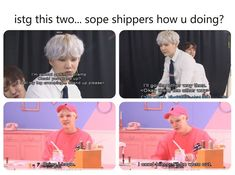 YoonMin is more my taste - BUT I love all the ships because they're just for fun anyway. So YoonSeok makes me soft. Vlive Bts, Kookie Bts, Bts Bangtan Boy, Namjin, Jikook, K Pop, Otp, Min Yoonji, Bts Memes Hilarious