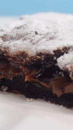 ¡Brownies con sorpresa!