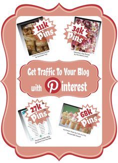 How Can I Get Traffic To My Blog with Pinterest