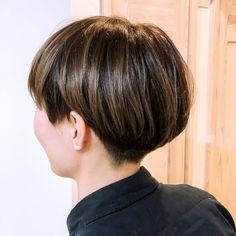 odatakashiさんはInstagramを利用しています:「hair odatakashi 刈り上げ女子✂︎ #hair#LouLou#add9 #cut#shorthair #刈り上げ女子 #切り込み#ショートボブ#金沢市美容室 #金沢美容室#刈り上げ #add9笹塚#admio#アドミオカラー#arimino…」