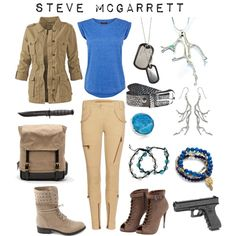 Steve McGarrett - Hawaii Five-0 (2010) inspired outfit by shadowsintime on Polyvore