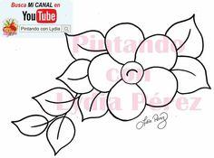 Applique Templates, Applique Patterns, Beading Patterns, Flower Patterns, Quilt Patterns, Embroidery Stitches, Hand Embroidery, Embroidery Designs, Black Art Pictures