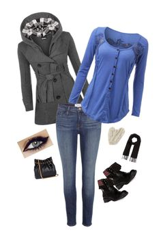 """""""Random Vol. 103"""" by humanoided on Polyvore featuring WearAll, Frame Denim, DailyLook, STELLA McCARTNEY, Bibico and Comptoir Des Cotonniers"""