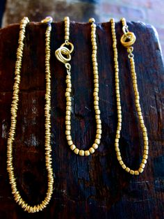 Pure Gold Necklaces    https://www.facebook.com/elihalilijewelry