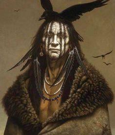 Native American by Kirby Sattler