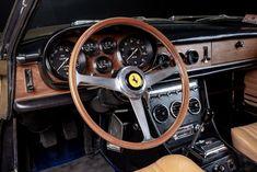 For Sale: 1967 Ferrari 330 GTC, Listing ID: 3846, $599,000 #1967Ferrari330GTC #Ferrari330GTC #ClassicVehicles #OldtimersOffer