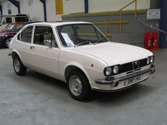 1978 ALFA ROMEO ALFASUD 1.3 TI For Sale in King's Lynn, Norfolk | Preloved