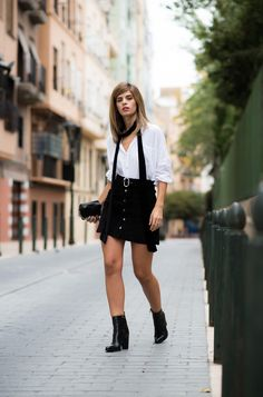 Ms Treinta - Fashion blogger - Blog de moda y tendencias by Alba.: SUEDE