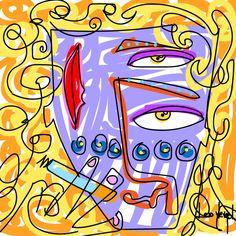 Mujer con Cigarrillo  #art #artcolombia #artistas #artist #artnews #artforsale #crear #creativity #cartagenadeindias #modern #modernart #mujeres #streetart #museumart #city #artwork #artcartagena #artcolombia #arteindependente #perfilartístico #perfilmujer #ilustrador #ilustrator #cat #Gatos #artanimal #paint #paintings #acrylic #contemporary #contemporaryart @austinkleon @gagosiangallery