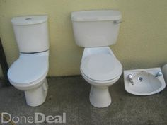Discover All Bathroom For Sale in Ireland on DoneDeal. Buy & Sell on Ireland's Largest Bathroom Marketplace. Shower Trays, Large Bathrooms, Basins, Toilets, Bathrooms, Litter Box, Toilet, Flush Toilet, Powder Room