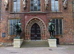 Altes Rathaus in #Bremen