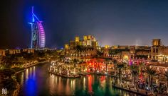 Indie Emergente, Dubai