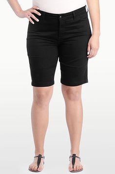 Helen short in black